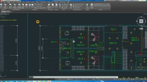 autocad crosshair colour